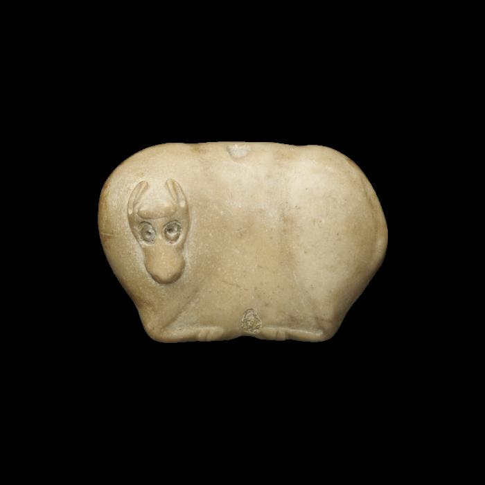 YH-376メソポタミア雄牛のシール