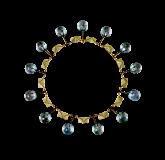 8-INA-018Foliate Necklace by René Lalique